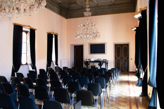 sala meeting di culture e glamour