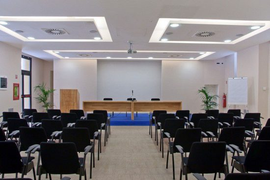 sala meeting del roma meeting center